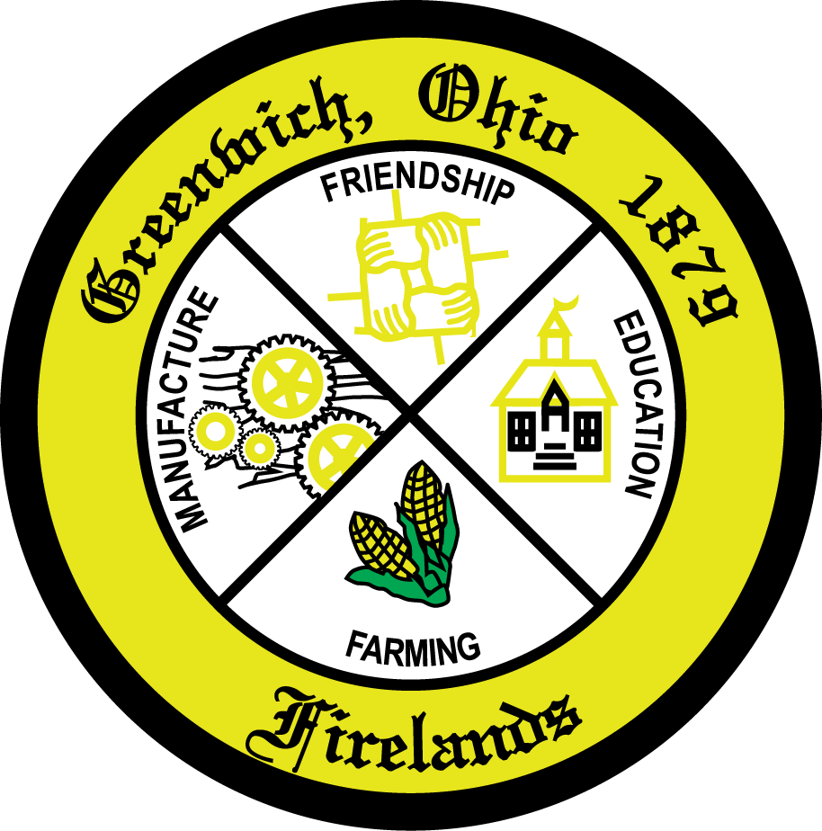 Village of Greenwich – State of Ohio
